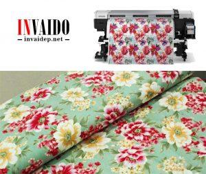 Công ty Invaido chuyên in vải 3d